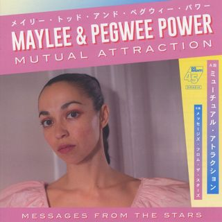 Maylee & Pegwee Power / Mutual Attraction front