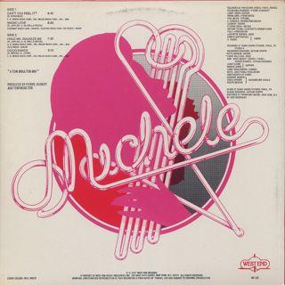Michele / Magic Love back