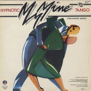 My Mine / Hypnotic Tango back