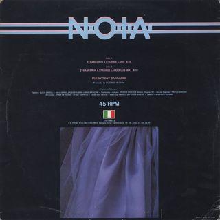 N.O.I.A. / Stranger In A Strange Land back