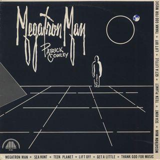 Patrick Cowley / Megatron Man
