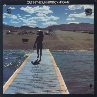 Patrick Moraz / Out In The Sun back