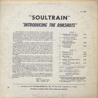 Rimshots / Soul Train back