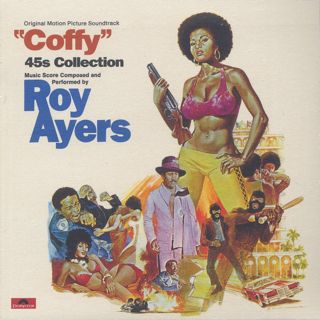 Roy Ayers / Coffy 45s Collection