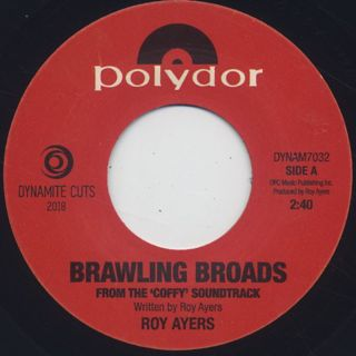 Roy Ayers / Coffy 45s Collection label