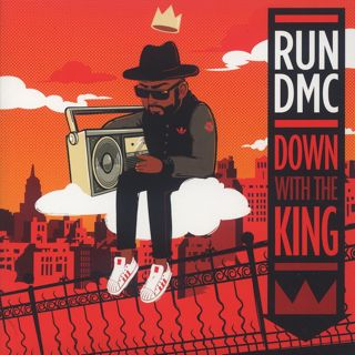 Run DMC / Down With The King (7