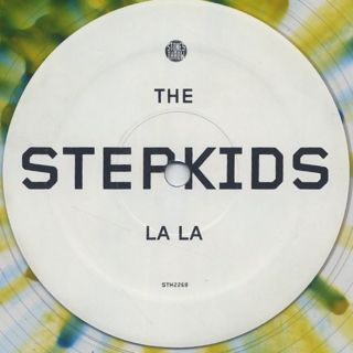Stepkids / Shadows On Behalf b/w La La La back
