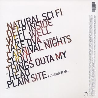 Steve Spacek / Natural Sci-Fi back