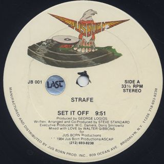 Strafe / Set It Off
