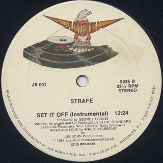 Strafe / Set It Off back