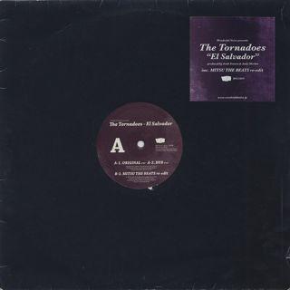 Tornadoes / El Salvador c/w DJ Mitsu The Beats Edit