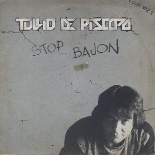 Tullio De Piscopo / Stop Bajon