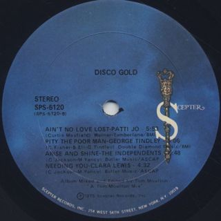 V.A. / Disco Gold label