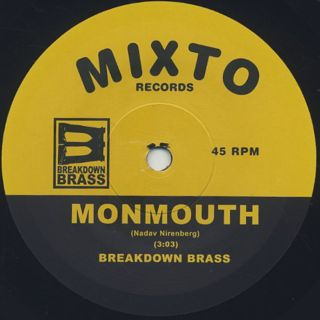 Breakdown Brass / Monmouth c/w Next Episode back