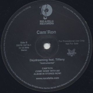 Cam'ron / Daydreaming label