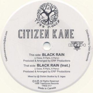 Citizen Kane / Black Rain (White)