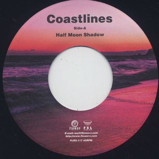 Coastline / Half Moon Shadow back
