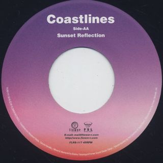 Coastline / Half Moon Shadow label