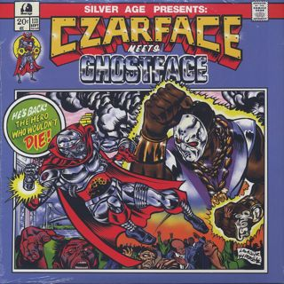 Czarface meets Ghostface / S.T. front