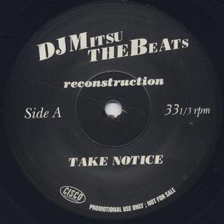 DJ Mitsu The Beats / Reconstruction