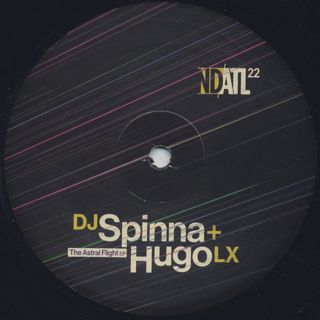 DJ Spinna x Hugo LX / Astral Flight EP