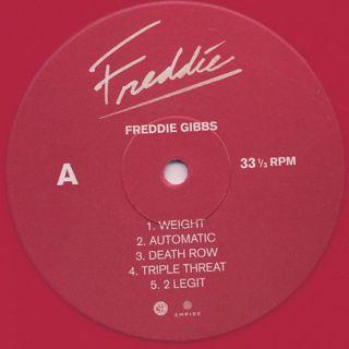 Freddie Gibbs / Freddie label