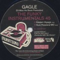 Gagle / The Funky Instrumentals 45 (DJ Mitsu The Beats Production)-1