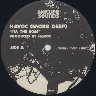 Havoc / I'm The Boss back