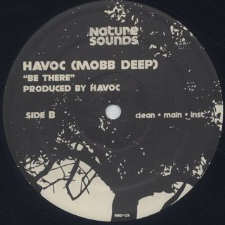 Havoc / I'm The Boss label