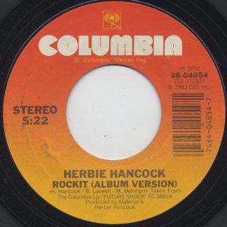 Herbie Hancock / RockIt (7