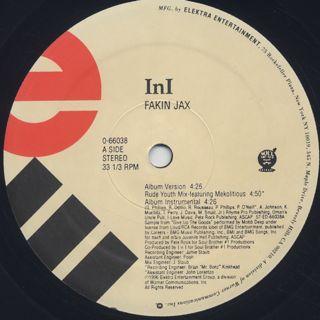 INI / Fakin Jax label