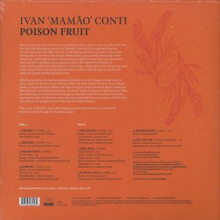 Ivan Conti / Poison Fruit back