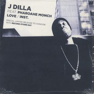 J Dilla featuring Pharoahe Monch / Love (7