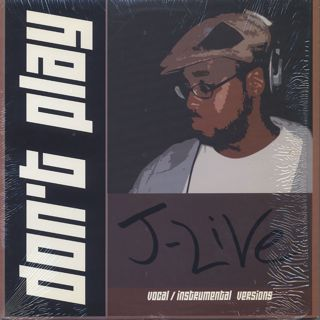 J-Live / Don't Play
