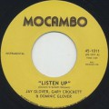 Jay Glover, Gary Crockett & Dominic Glover / Listen Up