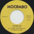 Jay Glover, Gary Crockett & Dominic Glover / Listen Up-1