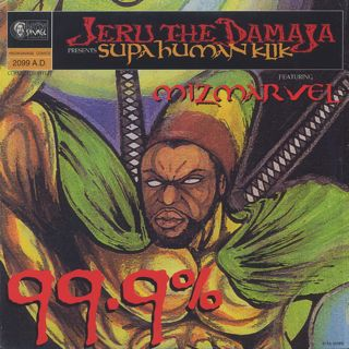 Jeru The Damaja / 99.9% front