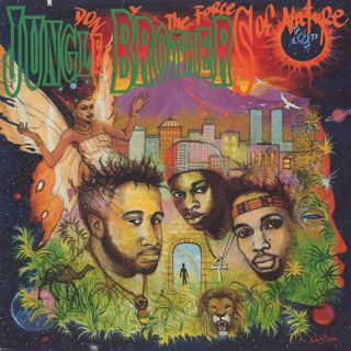 Jungle Brothers / Done By The Forces Of Nature