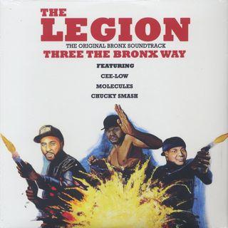 Legion / Three The Bronx Way