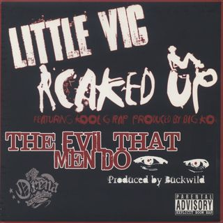 Little Vic / Caked Up c/w The Evil That Men Do