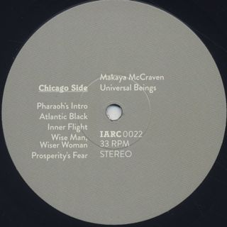 Makaya McCraven / Universal Beings label