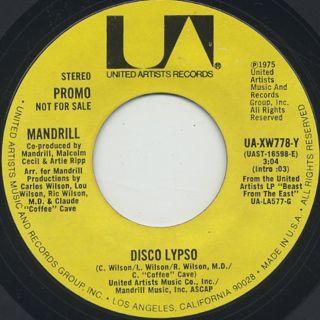 Mandrill / Disco Lypso