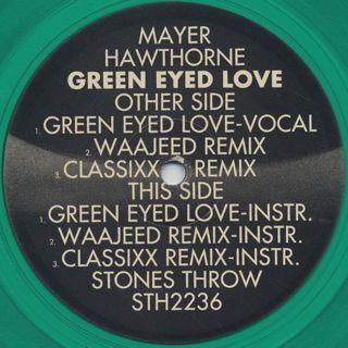 Mayer Hawthorne / Green Eyed Love