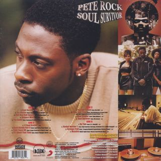 Pete Rock / Soul Survivor back