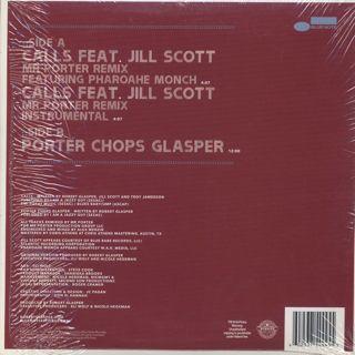 Robert Glasper Experiment / Porter Chops Glasper back