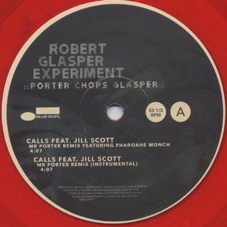 Robert Glasper Experiment / Porter Chops Glasper label