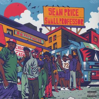 Sean Price & Small Professor / '86 Witness