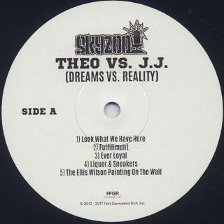 Skyzoo / Theo Vs. J.J. label