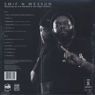 Smif N Wessun / The All back