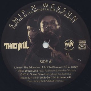Smif N Wessun / The All label